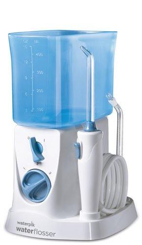 Waterpik WP-250E NANO Munddusche Water Flosser Zahnreinigung kompakt 2 Aufsätze