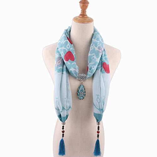 TDPYT National Style Schal Schal Halsketten Halsketten Schals Kostüme Accessoires 1840 Zwei 175Cm