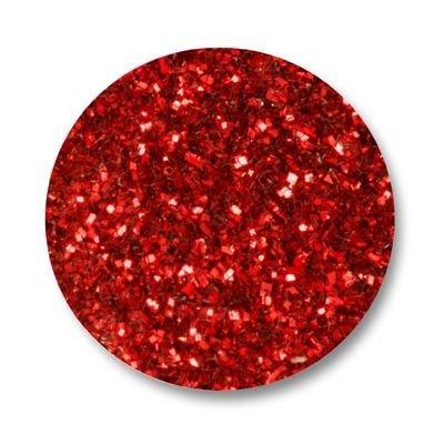 Magic Items Magic Poudre acrylique de couleur - rouge scintillant N ° 37