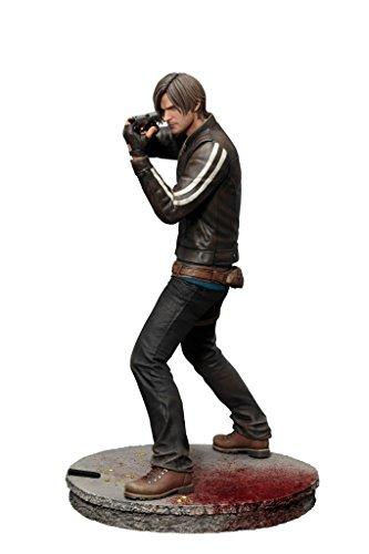 Unbekannt Resident Evil SV224 Leon S. Kennedy zzCOULD Statue, Verschiedene Designs (Leon Kennedy Kostüm)