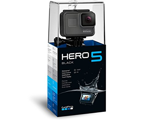 GoPro HERO5 Black Actionkamera - 3