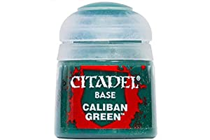 Games Workshop Warhammer Citadel Green Base Paint