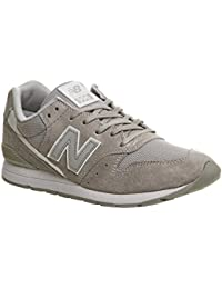 New Balance 996 Hombres Zapatos Gris MRL996LG