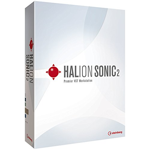 Steinberg HALion Sonic 2 EDU Win/Mac ML