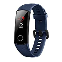Huawei Honor Band 4 Standard Version Smart Wristband Color 0.95inch Bracelet Touchscreen Swim Heart Rate Sleep Snap Monitor
