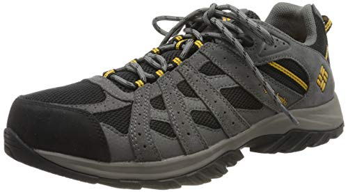 adidas Canyon Point Waterproof, Scarpe da Trail Running Uomo, Nero (Black, Squash 011), 44 EU