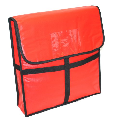 Pizza - Transport Bag 46x46 cm für 2 Pizzen bis Ø 40 cm