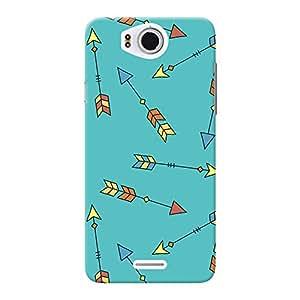 Mobile Back Cover For InFocus M530 (Printed Designer Case)