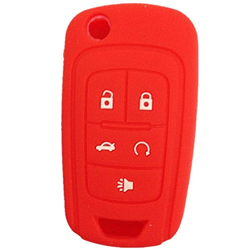 ezzy-auto-new-red-5-buttons-silicone-cover-holder-key-jacket-fit-for-chevrolet-camaro-cruze-volt-equ