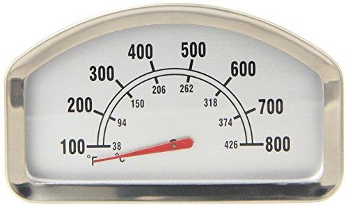 Music City Metals 00013 Heat Indicator de rechange pour Select Barbecue à gaz modèles de Brinkmann, Sonoma et autres