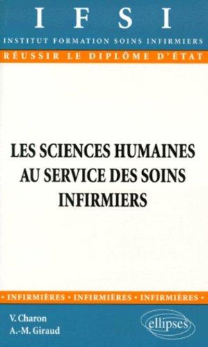 Les sciences humaines au service des soins infirmiers, n°4