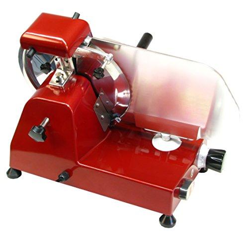 Aufschnittmaschine Allesschneider RS 300 ROT Schmuckstück