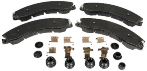 Acdelco 171-1079 GM Original Equipment kit de patin de frein à disque avant avec Plaquettes de frein, clips, joints, bagues, et caches