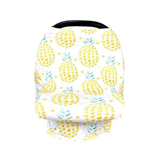 Coogel Materity Top CarSeat Cover Canopy Nursing Cover Crib Baby Stroller Cover Canopy Durable - Canopy Top Cover