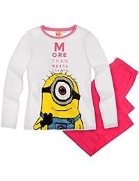 Minions Despicable Me Chicas Pijama - Fuxia