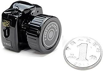 Chinese Y2000 Mini Camera Video Recorder (Black)