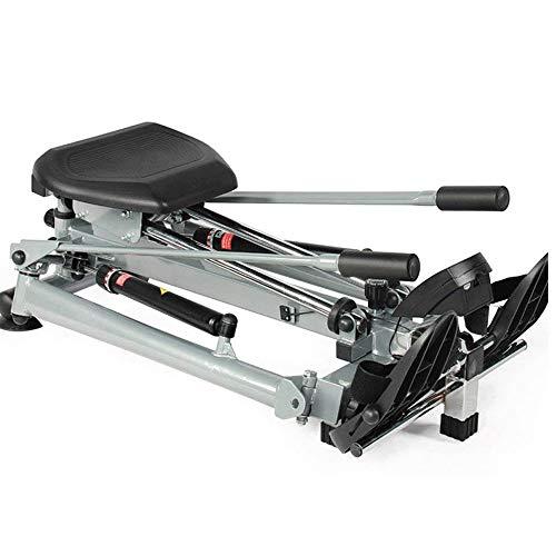 FYYDNR Rudergerät, Professionelle Indoor Rudergerät for Fitnessraum oder Home Use Commercial Grade Qualität Fitnessausrüstung 135 * 155 * 30cm
