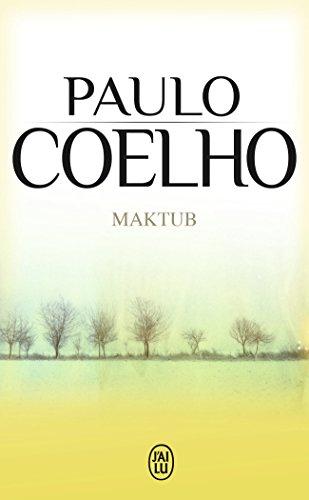 Maktub par Paulo Coelho