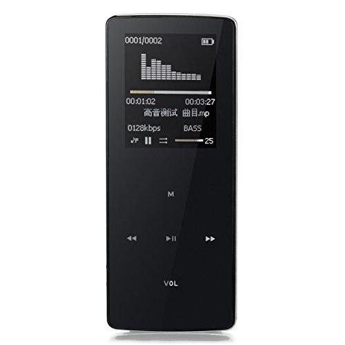ONN W68GB professionale Bluetooth lettore mp3Sport Tempo Display Radio FM e MP3pedomater
