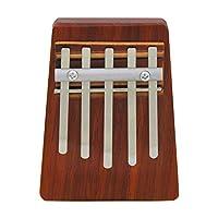 BlackEdragon Five-tone Mahogany Thumb Piano Acacia Muka Bahrain 5-tone Finger Piano