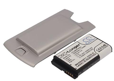 Extended battery for Blackberry BAT-06860-003 C-H2BAT-06985-002 3.7V