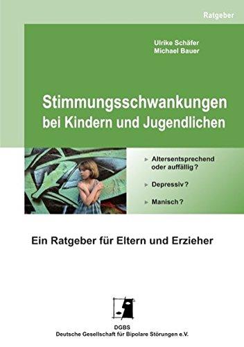 Cover »Stimmungsschwankungen bei Kindern und Jugendlichen«