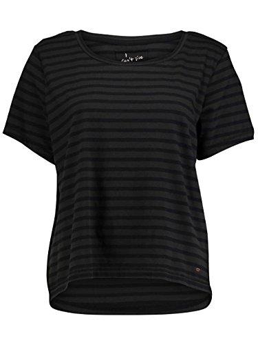 O'Neill Damen Lw Jack's Stripe T-Shirt green aop w/ blue