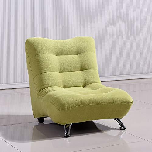 WAYERTY Kindersofa, Kinder Sofa Baby Möbel Polstermöbel Cartoon Sitz Mädchen Single Schlafzimmer Cute Mini Sofa Junge Lässige Stuhl-grün 58x62x60cm(23x24x24inch) -