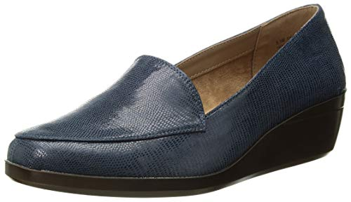 AerosolesTrue Match - True Match Damen, Blau (Navy Lizard), 39.5 B(M) EU (Aerosoles Navy Damen Schuhe)