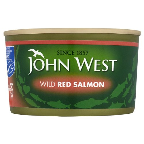 John west selvaggio rosso salmone 213g x 6