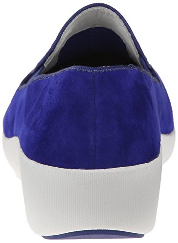 Fitflop F Pop Skate Mazarine Bleu Suede Mazarine Blue