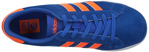 adidas Daily - Couleur: Bleu Orange - Taille: 8.5 Bleu-Orange