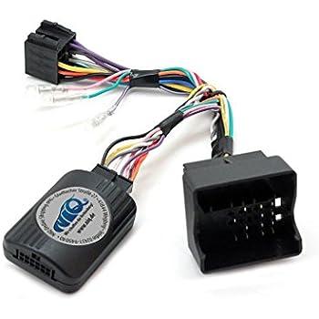 Fusion SONY Lenkrad Fernbedienung Adapter Ford Fiesta