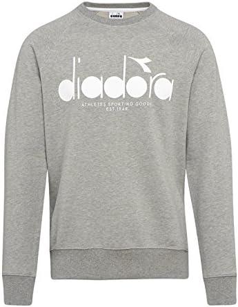 Diadora - Felpa Sweatshirt Crew 5PALLE 5PALLE 5PALLE per Uomo IT L | Qualità Stabile  | prezzo di vendita  6554bb