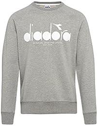 Diadora Crew5palle, Sweatshirt Uomo
