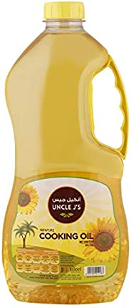 Uncle J's Cooking Oil, 1.8