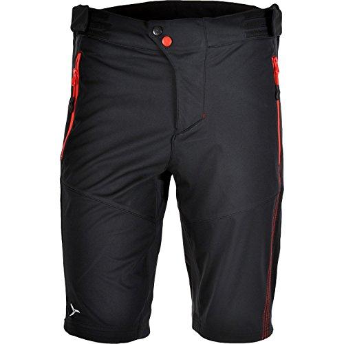 SILVINI Herren ORCO Shorts, Black/Red, M Preisvergleich