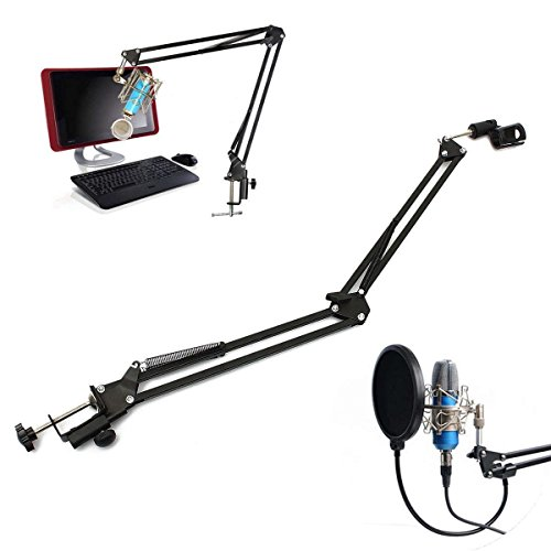 Generic dyhp-a10-code-3056-class-1 - recordingpi I Boom Schere M SCI New Mikrofon Arm tudio S Ständer Broadcast RM ST Studio Suspension crophon, -nv _ 1001003056-hp10-uk _ 661