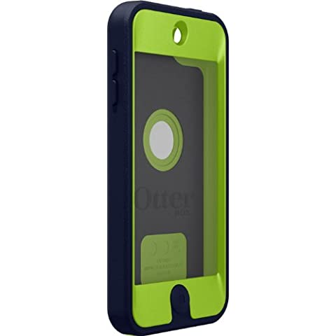 OtterBox Defender - Funda para Apple iPod Touch 5ta generación, diseño punk
