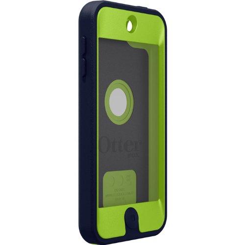 OtterBox Defender Series, Schutzhülle für das Apple iPod Touch 5G, Blau/Grün