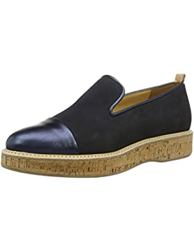 Marc O'Polo Damen 70113843201110 Loafer Slipper