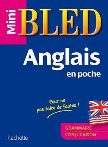 Anglais en poche : Grammaire, conjugaison par Brigitte Lallement-Deruelle