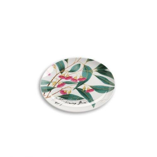 Maxwell & Williams S692128 Botanic Untersetzer, Floral Gum, 10 cm, in Geschenkbox, Porzellan (Petite China Bone)