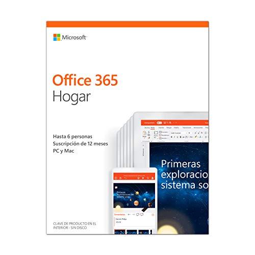 Microsoft Office 365 Hogar - Software PC