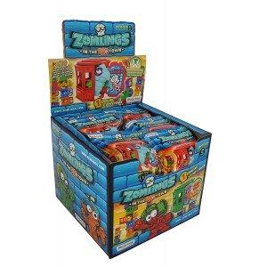 Magic Box - Zomlings 092000535. Mostra 24 unità.