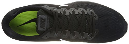 Nike Herren Air Zoom Pegasus 34 Laufschuhe Schwarz (Black/white/dark Grey/anthraci 001)