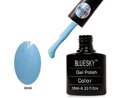 Bluesky Gel Polish, Azure Wish 10 ml