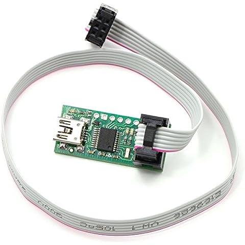 Kit Programador USB AVR
