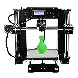 Anet A6 3D Drucker Kit, 3D printer 220 * 220 * 250mm mit LCD, Mini 3D Printer DIY Desktop