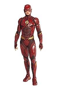 dc comics Estatua de la Liga de la Justicia SV213 The Flash Artfx+